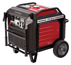 Honda Eu7000is Inverter Generator