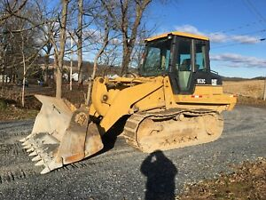 1999 Caterpillar 953c Track Loader New Undercarriage