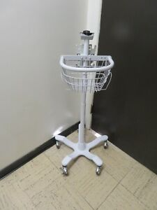 Welch allyn 4700 Sereies Mobile Rooling Stand For Vital Sign Monitors 16308