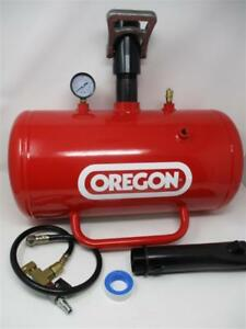Genuine 67 221 Oregon Tire Blaster Bead Seater Inflator 5 Gallon Capacity