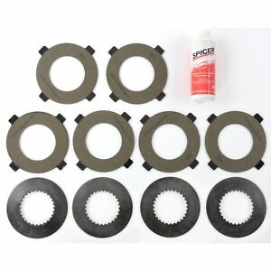 Spicer 2021288 Differential Clutch Pack Rebuild Kit Power Lok