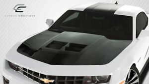 2010 2015 Chevrolet Camaro Carbon Creations Zl1 Look Hood