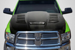 Carbon Creations Viper Hood For 2010 2018 Dodge Ram 2500