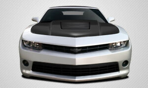 Carbon Creations Gt Concept Hood For 2010 2015 Chevrolet Camaro