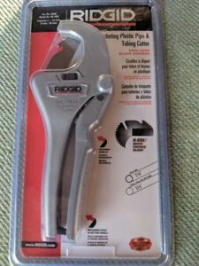 Pipe Cutter Up To 1 5 8 Cutting Capacity Ridgid 23498