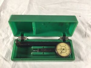 Federal Testmaster Dial Test Indicator Model 1 001