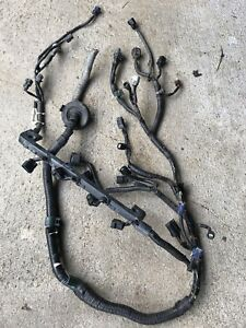 2004 Acura Rsx Base Model K20a3 Automatic Engine Harness For Parts K20 Dc5 Auto