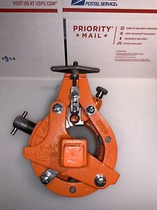 Victaulic Vg Vic groover W Yoke For 2 1 2 3 Pipe Cut Grooving Ridgid 300 700