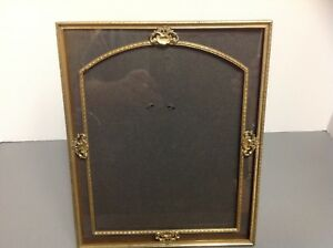 Vintage Ornate French Style Picture Frame Metal