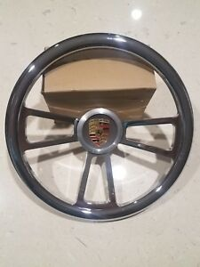 Vw Mk1 Porsche Custom Billet Steering Wheel