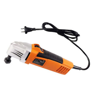 Oscillating Multi Function Power Tool Kit 110v For Grinding Cutting Scraping