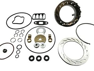 Cummins Dodge Ram 6 7 Holset He351ve Turbo Vgt Nozzle And Ring And Rebuild Kit