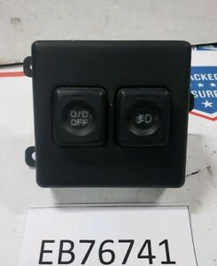 1994 1997 Dodge Ram 1500 2500 Over Drive Fog Light Switch 1995 1996 Overdrive