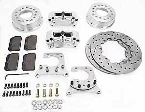 Aerospace Components Ac 610 Rear Drag Race Brake Kit