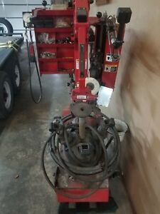Hunter Butler Tc3500 Tire Changer