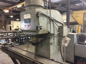 75 Ton Hannifin C frame Straightening Press