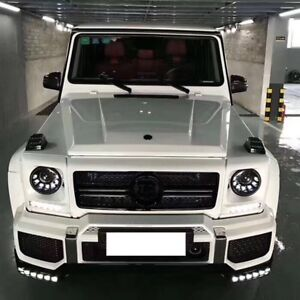 Mercedes Benz G Class Bbs Style Full Wide Body Dynamics Kit Front Rear Side