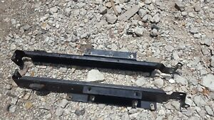 92 93 94 Ford F250 F350 7 3l Diesel Radiator Mounting Brackets Pair Rt And Lf 2