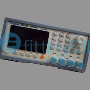 Digital Lcr Meter High Precision At817d 50 Hz 100k Hz 10 Points L q c d r q z q