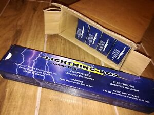 Lightning Rod Arc Gouging Electrodes 5 32 X 12 100 bx 5boxes 500 New Rods