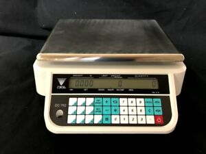 Rice Lake Dmc 782 6 Portable Digital Counting Scale 6 Lb X 0 001 Open Box