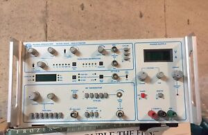 Global Specialties 9004 Multi tester function Gen rf Generator freq Counter psu