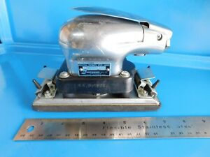Used Hutchins Speed Sander 3004 Palm Type Jitterbug Usa