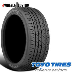 1 X New Toyo Proxes 4 Plus 295 30 20 101y Ultra High Performance Tire