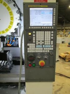 Fanuc Robodrill d21mia5 Cnc Drilling Tapping Center With Ddr 4th Axis Table