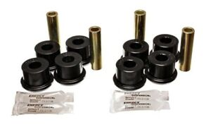 Energy Suspension For 04 06 Pontiac Gto Black Rear End Control Arm Bushing Set