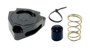 Torque Solution Blow Off Bov Sound Plate black 14 For Forte Koup Turbo Tqst