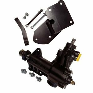 Borgeson 999062 Power Steering Conversion Box 1949 1951 Ford Cars