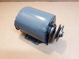 Westinghouse 316p521 a Electric Motor 1 4 Hp 1725 Rpm 115 Volt 1 Phase