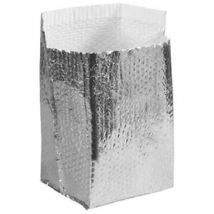 8 x8 x8 Insulated Box Liners 25 Pack Lot Of 1