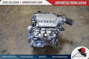2003 2004 2005 2006 2007 Honda Accord Engine V6 J30a 3 0l Jdm I Vtec