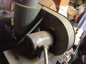 Aget Model 8c50 Dust Collector Three Phase r