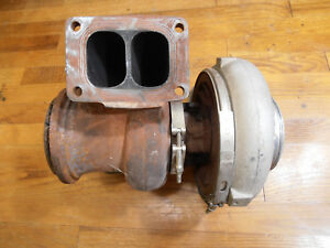 Garrett Turbo A R 60 M24 Ford Freightliner Turbocharger Exhaust Turbine Housing