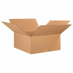 25 x25 x12 Corrugated Boxes 15 Pack Lot Of 15