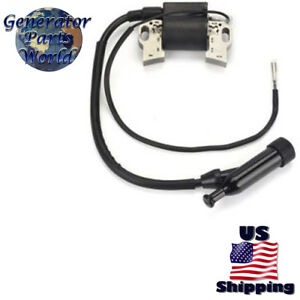 Gxi Ignition Coil For Stanley Ch5 Ch7 10hp Gas Wood Chipper Shredder Engine 188