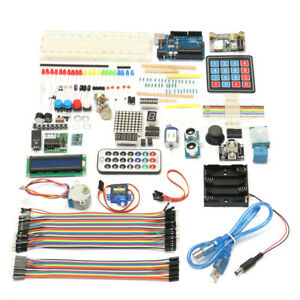Learning Starter Kit Diy For Arduino Servo Uno R3 Lcd1602 Processing Us