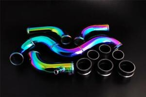 Weapon R Neo Ti Intercooler Piping Kit For 03 05 Mazda For 3 Mazdaspeed Wr501