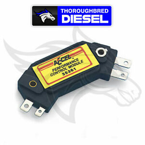 Accel High Performance Ignition Module For Gm Hei 4 Pin 35361