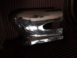 1955 Desoto Chrome Grille Bumper Guard 50s Rat Rod Custom Left driver s Side