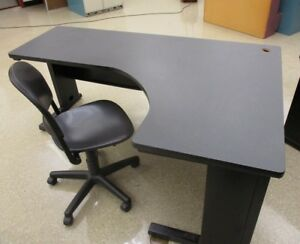 Office Computer Work Desk Chair 6 X 4 L shaped Used Local Pickup Only