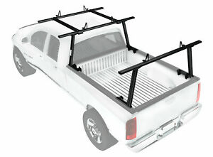 Aluminum Pickup Truck Bed Rack Adjustable Utility Ladder Racks W Cantilever