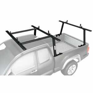 Aluminum Pickup Truck Bed Racks Adjustable W Cantilever Fits Toyota Tacoma
