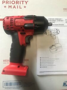 Snap On Cordless Impact Wrench Ct8810b Please Read Description
