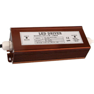 112watt 2400ma Constant Current Power Led Driver Dimmable Acac85 265v