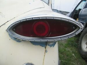 1960 Plymouth Valiant Right Taillight Assembly Oem