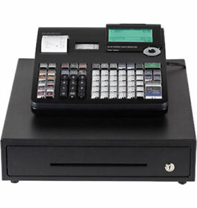 Casio Pcr t2300 Thermal Electronic Cash Register 10 Line Lcd 7000